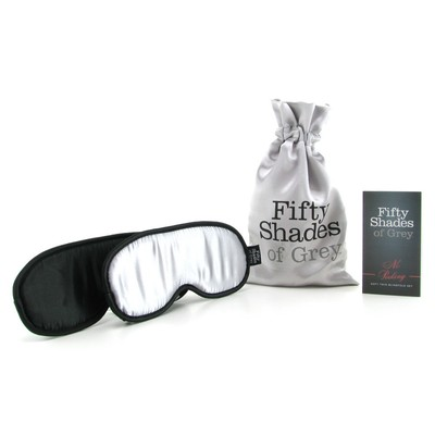 Набор масок на глаза 50 Shades of grey Soft Twin Blindfold Set